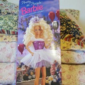 Vintage Pretty in Pink Barbie